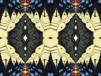 Swallowtail cutout