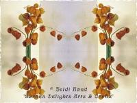 Chinese lantern kaleidoscope