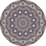Geometric design mandala