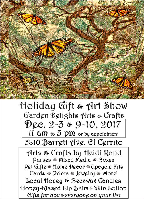 Garden Delights Holiday Show and Sale
