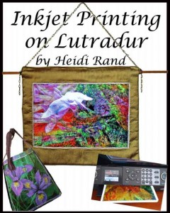 Inkjet Printing on Lutradur book