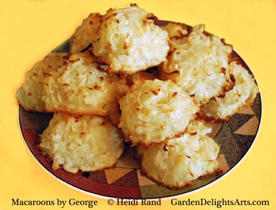 George's macaroons
