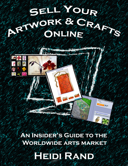 Cover of book, Sell Your Art Online