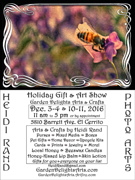 Holiday Show and Sale 2016