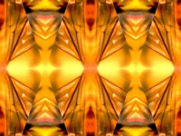 Honeybees golden