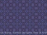 Rhodo blue kaleidoscope