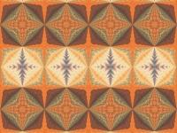 Window kaleidoscope long