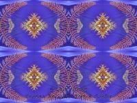 Fern glow kaleidoscope