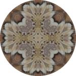 Prometha moth mandala