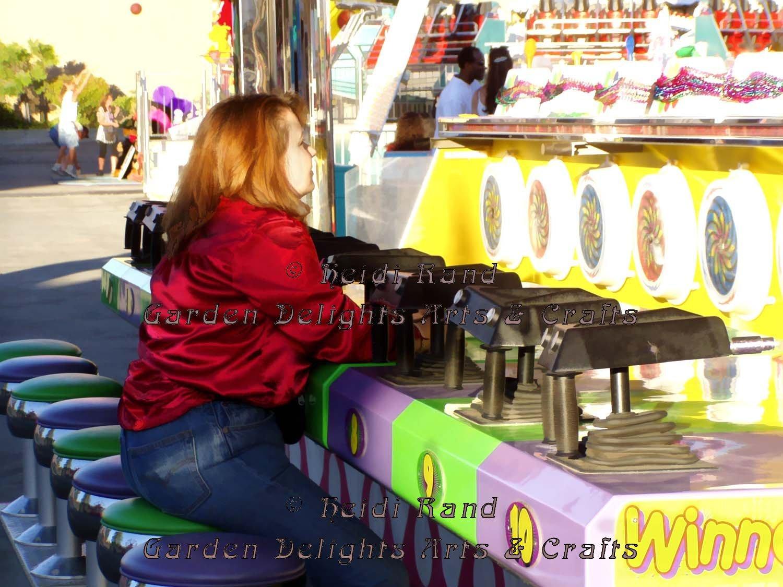 Shooting gallery County Fair